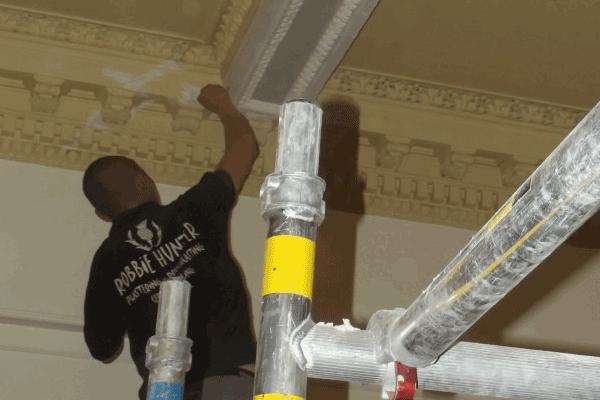 Restoration Plastering Services